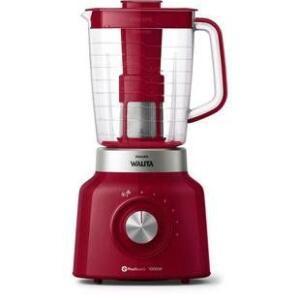 (CC Shoptime + Ame) Liquidificador Duravita Deep Red Phillips Walita 1.000W   R$ 197