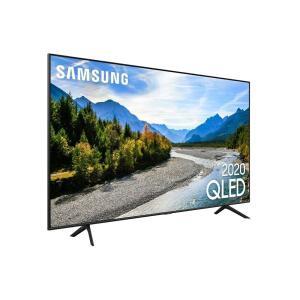 "[R$ 2.999 AME] Smart TV Samsung QLED 55"" 4K Q60T | R$ 3.300"