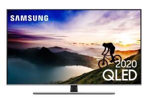 "[R$3.600 AME] Samsung Smart TV 55"" QLED 4K 55Q70T | R$3.900"