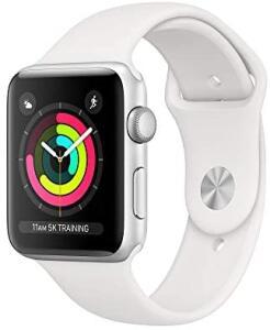 Apple Watch 42mm Silver | R$1.679