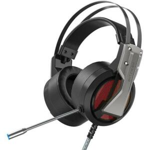 Fone de Ouvido BlitzWolf® BW-GH1 RGB 7.1 Surround Sound | R$158