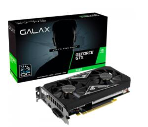 Placa de video Galax, Geforce GTX 1650 EX PLUS, 4gb | R$1059