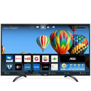"Smart TV AOC ROKU LED HD 32"" 32S5195/78G"