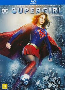 Supergirl Temporada 2 Temp [Blu-ray]