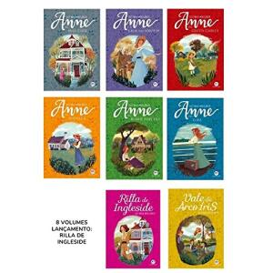 Kit Anne com 8 Volumes | R$77