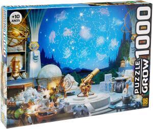 Grow - Constelações Puzzle 1000 Peças, Multicolorido | R$45