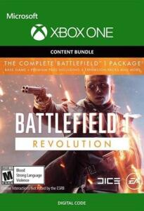 Battlefield 1 Revolution Inc. Battlefield 1943 Xbox One | R$ 21