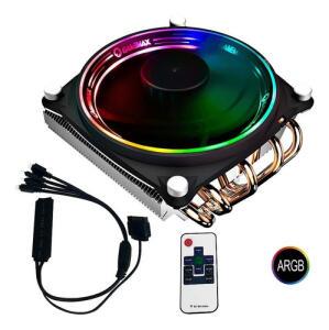 CPU Cooler Gamemax 300 com controladora ARGB | R$198