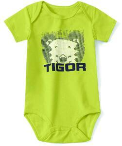 [Prime] Body Tigor T. Tigre - Verde ou Branco | R$ 50