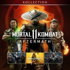 Mortal Kombat 11: Koleção Aftermath | R$149