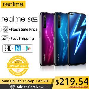 Realme 6 Pro Versão Global 128GB | R$1240