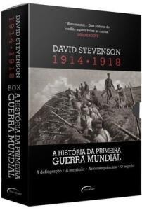 Box - A História da Primeira Guerra Mundial - R$52