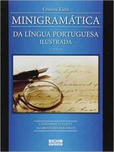 [PRIME] Livro: Minigramática da Língua Portuguesa - Ilustrada - 338 páginas | R$9,90