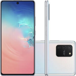 Galaxy S10 Lite 128GB Branco SM-G770FZWJZTO