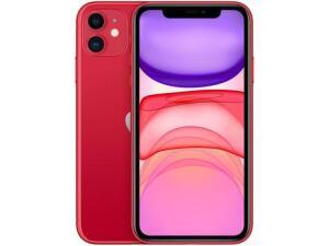 (APP MAGA LU+ CLUBE DA LU+ BOLETO) IPHONE 11 RED 256GB