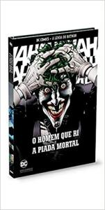 [PRIME] O Homem Que Ri E A Piada Mortal - Coleção Lendas Do Batman (Português) Capa dura – 30 julho 2019