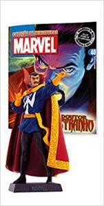 [PRIME] Marvel Figurines. Doutor Estranho (Português) Capa comum – 15 junho 2015