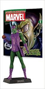 Marvel Figurines. Duende Verde: 08 (Português) Capa comum – 15 abril 2014