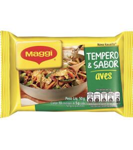 PRIME - R$ 1,74 / Tempero Maggi Sabor Aves, 50g
