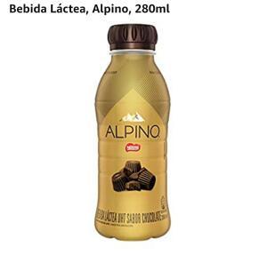 [PRIME] [RECORRÊNCIA] Bebida Láctea Alpino 280ml