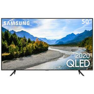 "Smart Tv Qled 50"" 4K Samsung 50Q60T"