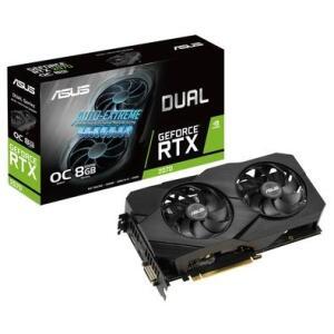 GeForce RTX 2070 EVO V2 OC Edition, 8GB, GDDR6 - DUAL-RTX2070-O8G-EVO-V2