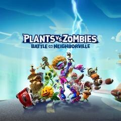 Plants vs. Zombies™: Batalha por Neighborville - PS4 PSN