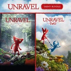 Unravel Yarny - Conjunto - PS4 PSN | R$28