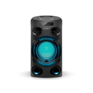 Mini System MHC V02 Sony Muteki CD, USB, Karaokê, Bluetooth | R$760