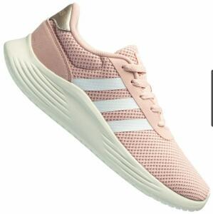 Tênis adidas Lite Racer 20 - Feminino - ROSA | R$ 111