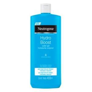 [3 unidades] Hidratante Corporal Neutrogena - Hydro Boost Cream - 400ml | R$ 99