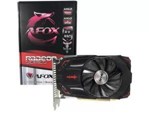 Placa de Vídeo Afox Radeon RX550 2GB GDDR5-AFRX550