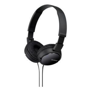 Fone de Ouvido Sony Headphone MDR-ZX110 Preto | R$50