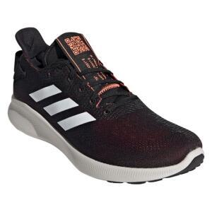 Tênis Adidas Sensebounce Street Masculino - Preto e Laranja