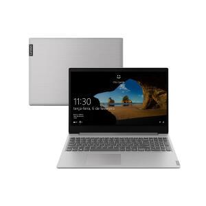 "Notebook Lenovo AMD Ryzen 5-3500U 12GB 1TB Tela 15.6"" Windows 10 S145 | R$3399"