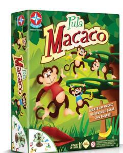 Jogo Estrela Pula Macaco | R$35