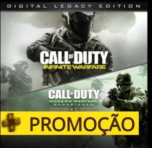 [PS Plus] Bundle Call of Duty®: Infinite Warfare - Legacy Edition   R$ 90
