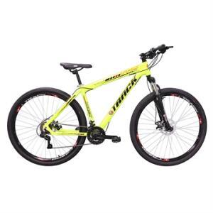 Bicicleta Track Bikes TKS 29 VN, 21 Marchas Mountain Bike Verde N