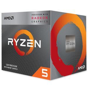 Processador AMD Ryzen 5 3400G, Cache 6MB, 3.7GHz, AM4 | R$976