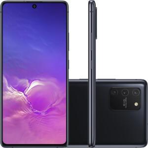 [APP] Smartphone Samsung Galaxy S10 Lite - Preto | R$2199