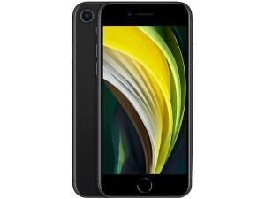 "iPhone SE Apple 128GB Preto 4,7"" 12MP-iOS"