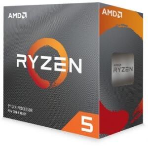 Processador AMD Ryzen 5 3600 3.6GHz (4.2GHz Turbo), 6-Cores 12-Threads, Cooler Wraith Stealth, AM4 | R$1.279