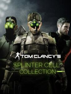Splinter Cell Collection - Ubisoft PC   R$36