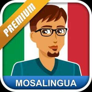 APP MosaLingua Italiano Premium grátis