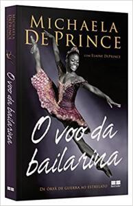 Livro-O voo da bailarina