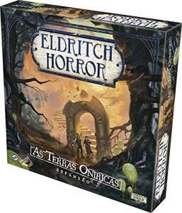 Terras Oníricas Expansão Eldritch Horror (Prime) Jogo de Tabuleiro