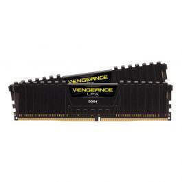 MEMORIA CORSAIR VENGEANCE LPX 32GB CL16 (2X16) DDR4 3200MHZ PRETA   R$949