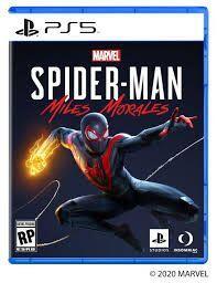 [Pré venda] Spider Man Miles Morales PS5 - R$201,52