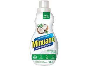 [R$ 3,59] Sabão líquido Minuano