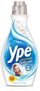 Amaciante De Roupas Concentrado Delicado, Ypê, 1 Litro (PRIME) | R$11